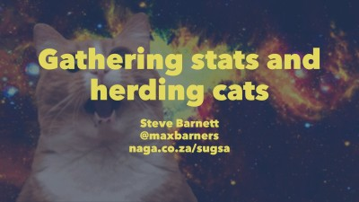 gathering-stats-and-herding-cats