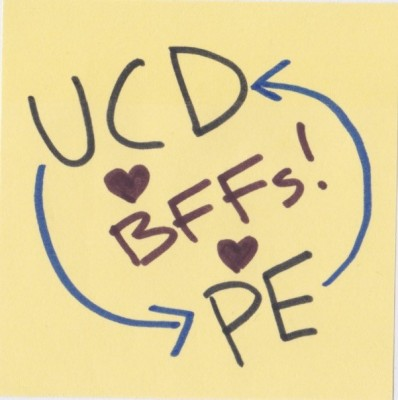 ucd-and-pe-are-bffs